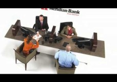 Meridian Bank Map Commercial